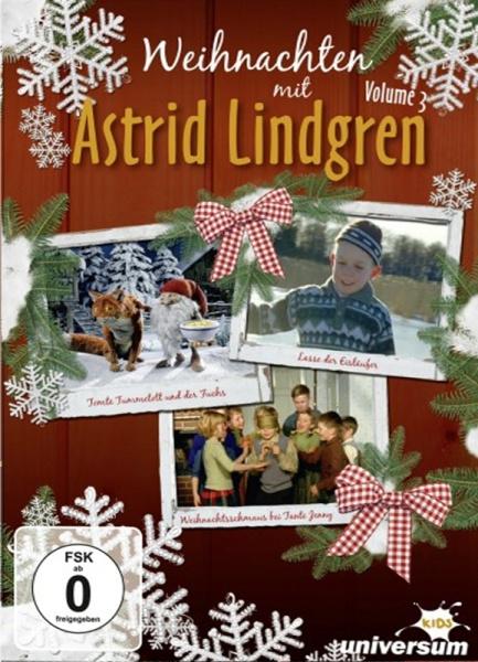 weihnachten mit astrid lindgren vol 3. Black Bedroom Furniture Sets. Home Design Ideas