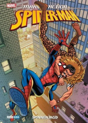Marvel Action: Spider-Man - Spinnenjagd