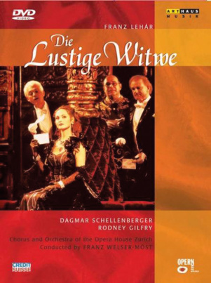Lehàr - Die lustige Witwe