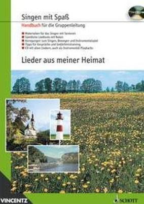 Lieder aus meiner Heimat, m. Audio-CD