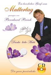 Die ganz persönliche CD zum Muttertag mit Bernhard Brink (CD)