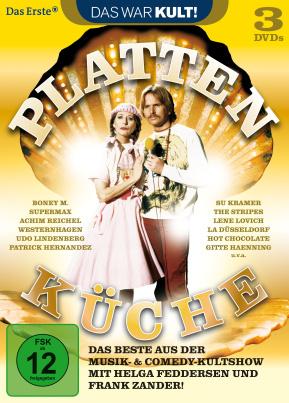 WDR Kult-Klassiker Plattenküche