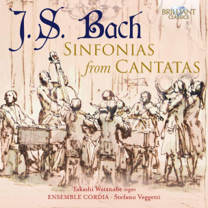 J.S. Bach: Sinfonias From Cantatas