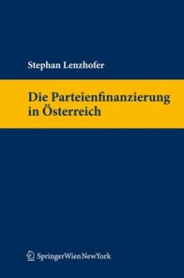 Die Parteienfinanzierung in Österreich