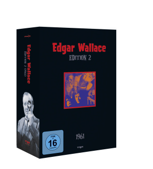 Edgar Wallace DVD Edition 2