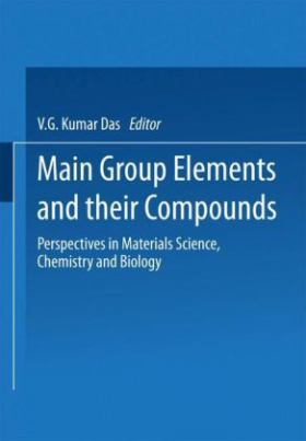 Main Group Elements and their Compounds