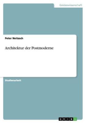 Architektur der Postmoderne