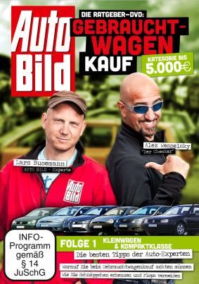 AUTO BILD Ratgeber - Gebrauchtwagen bis 5.000 Euro