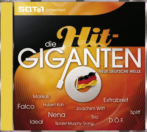 Die hit giganten neue deutsche welle for Die neue deutsche welle