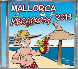 Mallorca Megaparty 2013