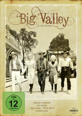 Big Valley - Staffel 1