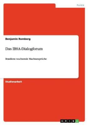 Das IBSA-Dialogforum