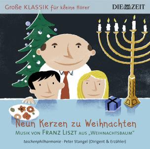 Klassik für kleine Hörer: Neun Kerzen zu Weihnachten