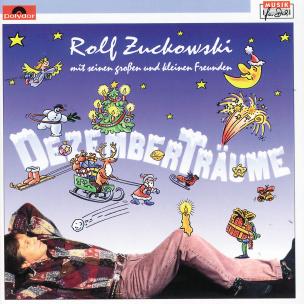 Rolf Zuckowski - Dezemberträume (CD)