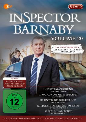 Inspector Barnaby Vol. 20 (5 DVDs)