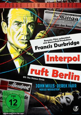 Francis Durbridge: Interpol ruft Berlin