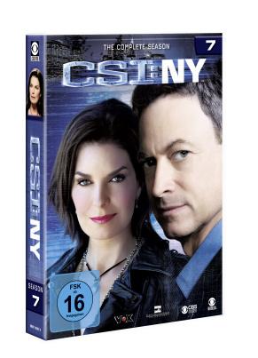 CSI: NY - Season 7