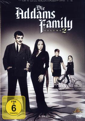 Die Addams Family - Volume 2