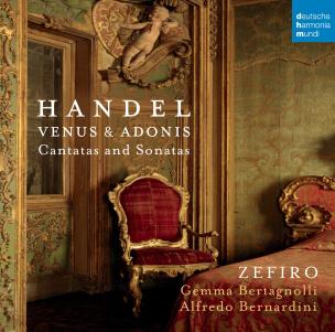 Venus & Adonis - Cantatas & Sonatas