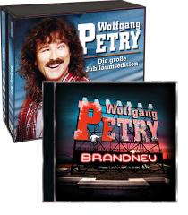 Wolfgang Petry - Die Jubiläumsbox + Brandneu
