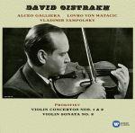 Prokofiev: Violinkonzerte 1+2/ Violinsonate 2