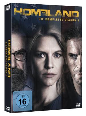 Homeland Season 3