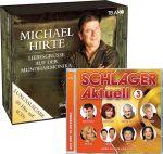 Michael Hirte - Liebesgrüße auf der Mundharmonika + Schlager Aktuell 3