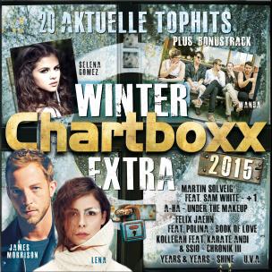 Chartboxx Winter Extra 2015