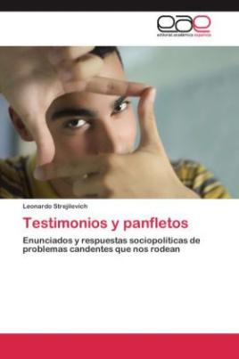 Testimonios y panfletos