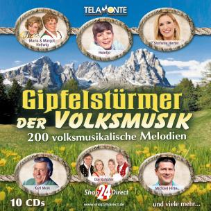 Gipfelstürmer der Volksmusik