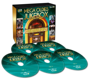Mega Oldies Jukebox