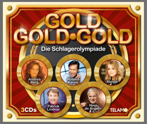 Gold Gold Gold – Die Schlagerolympiade