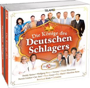 Die Könige des deutschen Schlagers