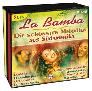 La Bamba - Die schönsten Melodien aus Südamerika
