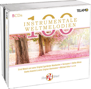 100 Instrumentale Weltmelodien