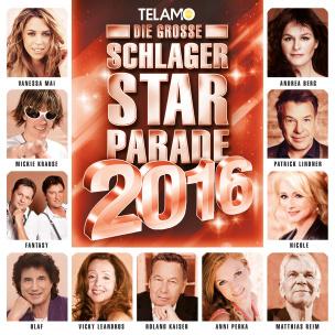 Die große Schlagerstarparade 2016 - Folge 2
