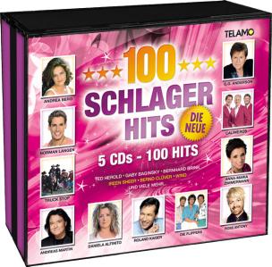 100 Schlager Hits, Die Neue