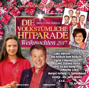 Die volkstümliche Hitparade Weihnachten 2017