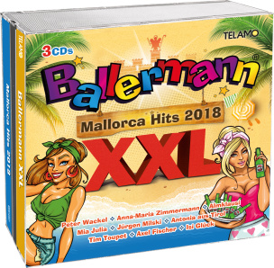 Ballermann XXL – Mallorca Hits 2018