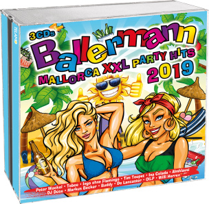 Ballermann Mallorca XXL Party Hits 2019