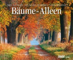 Bäume - Alleen, Fotokunst-Kalender 2016
