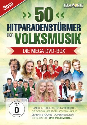 50 Hitparaden - Stürmer der Volksmusik