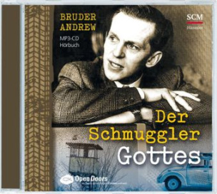Der Schmuggler Gottes - Hörbuch, 1 MP3-CD