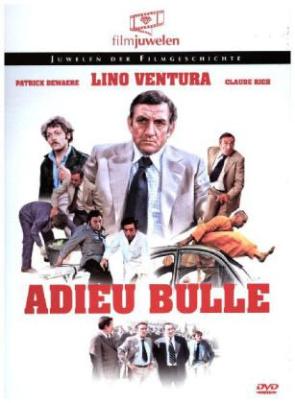 Adieu Bulle, 1 DVD