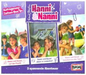 Hanni und Nanni - Aufregende Zeiten Box, Folgen.34-36