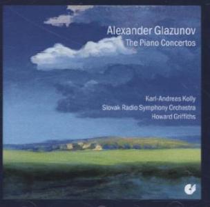 Klavierkonzerte Nr.1 & 2/Carnaval-Ouvertüre Op.45, 1 Audio-CD