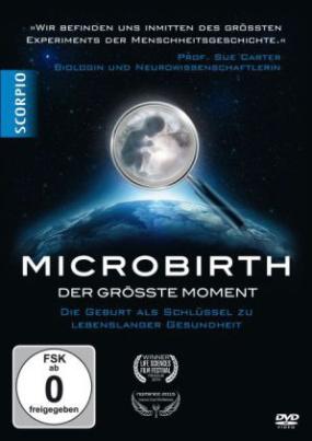 MICROBIRTH. Der größte Moment, 1 DVD