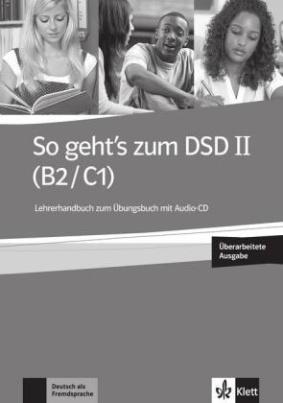 Lehrerhandbuch zum Übungsbuch mit Audio-CD