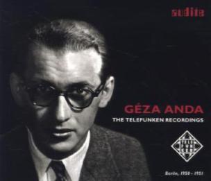The Telefunken Recordings, 1 Audio-CD