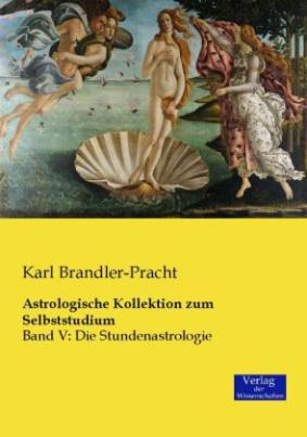 Astrologische Kollektion zum Selbststudium
